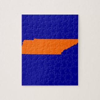 テネシー州 ジグソーパズル