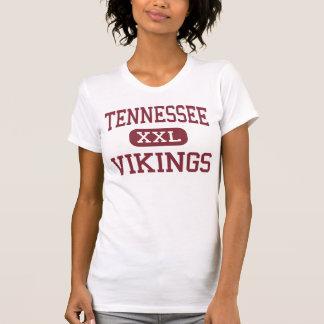 テネシー州-バイキング-高ブリストルテネシー州 Tシャツ