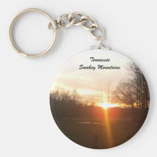 テネシー州Smokey山Keychain キーホルダー