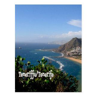 テネリフェ島11 ポストカード