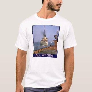 テムズの河口の谷間Strathallan Tシャツ