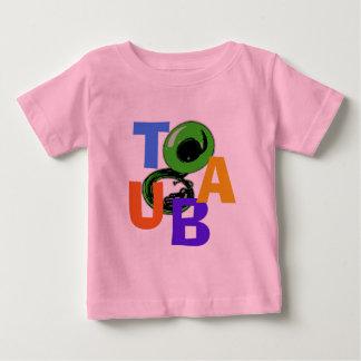 テューバの争奪 ベビーTシャツ