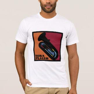 テューバのTシャツ Tシャツ