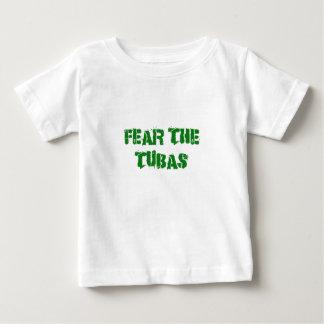 テューバを恐れて下さい ベビーTシャツ