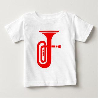 テューバ ベビーTシャツ