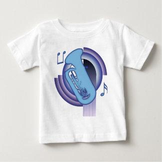 テューバDeco2 ベビーTシャツ