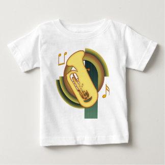 テューバDeco ベビーTシャツ
