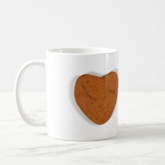 テラコッタハート コーヒーマグカップ