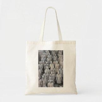 テラコッタ軍隊のバッグ トートバッグ