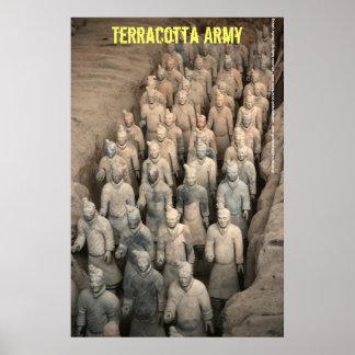 テラコッタ軍隊 ポスター