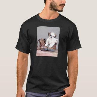 テリア Tシャツ