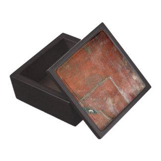 テルル化物のプレーリードッグの革ギフト用の箱 ギフトボックス