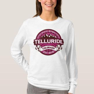 テルル化物のラズベリー Tシャツ