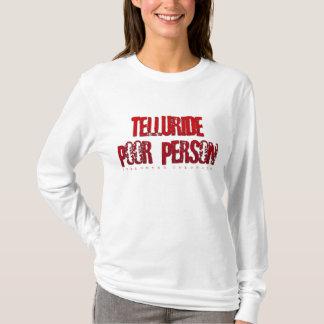 テルル化物の貧しい人 Tシャツ