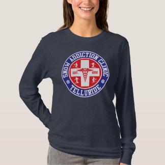 テルル化物の雪の常習医院 Tシャツ