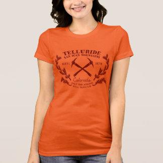テルル化物はあずき色を生き延びます Tシャツ