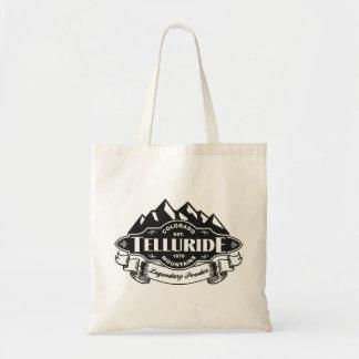 テルル化物山の紋章 トートバッグ