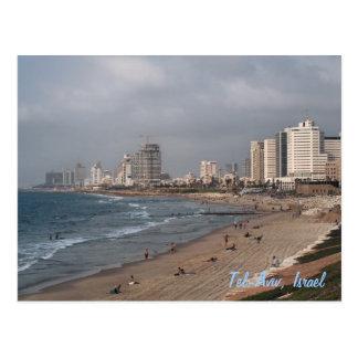 テル・アビブ、イスラエル共和国 ポストカード