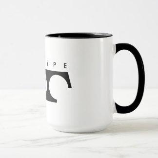 テレタイプのマグ マグカップ