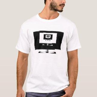 テレビのティー Tシャツ