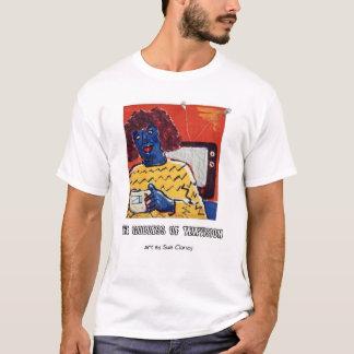 テレビの女神 Tシャツ