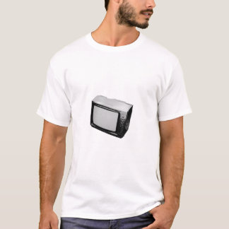 テレビの常習者 Tシャツ