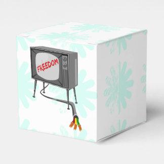テレビの自由 フェイバーボックス
