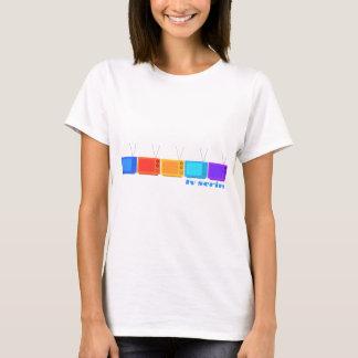 テレビの連続番組 Tシャツ