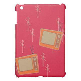 テレビは皆を幸せにさせます! 落ちるTV iPad MINI カバー