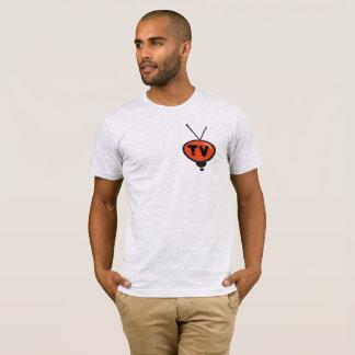 テレビチャネルのユニフォーム Tシャツ