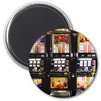 テレビ業界-幸運なスロットマシン マグネット