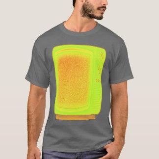 テレビ1 4つのTの黄色 Tシャツ