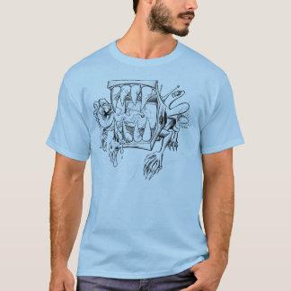 テレビ(スケッチ版) Tシャツ