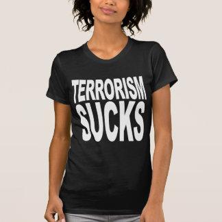 テロリズムの最低 Tシャツ