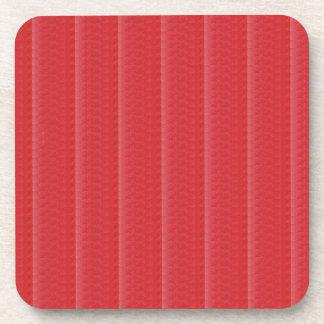 テンプレートのザクロのフルーツ色DIY + 文字のイメージ コースター