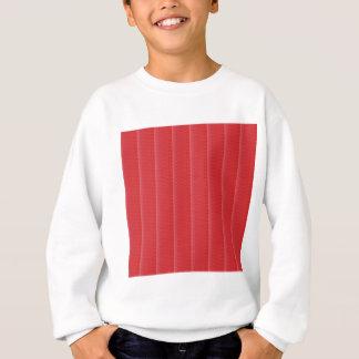 テンプレートのザクロのフルーツ色DIY + 文字のイメージ スウェットシャツ