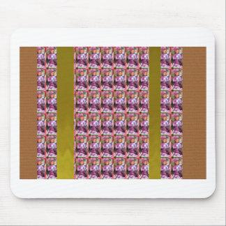 テンプレートの芸術HORZ マウスパッド