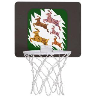 テンプレートDIYのブランクはイメージの写真の挨拶の文字を加えます ミニバスケットボールネット