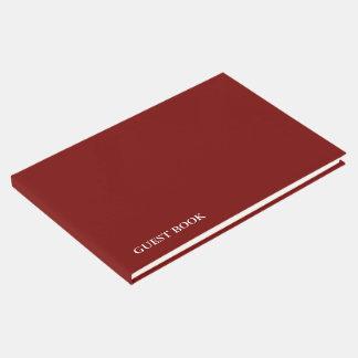 テンプレートDIYの変更色は写真のテキストカラーを加えます ゲストブック