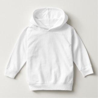 テンプレートDIYは文字PHOTの幼児のプルオーバーのフード付きスウェットシャツを加えます パーカ