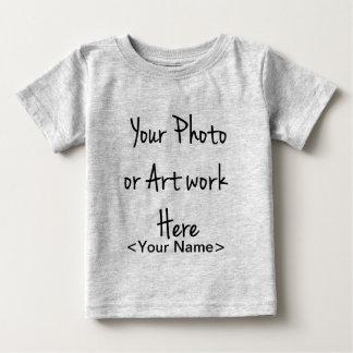 テンプレートw/name ベビーTシャツ