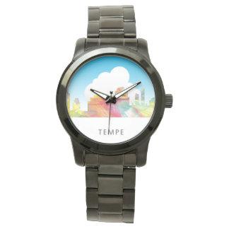 テンペ、アリゾナのスカイラインWB1 - 腕時計