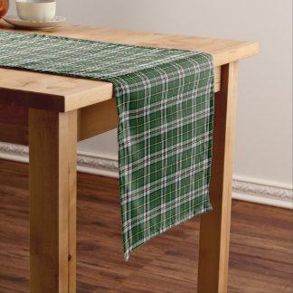 テーブルのランナー岬のブルターニュのタータンチェック格子縞 ロングテーブルランナー