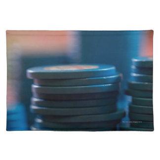 テーブルを賭けることの破片 ランチョンマット