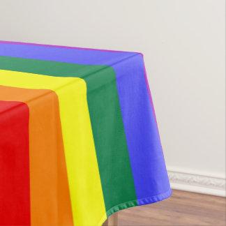 テーブルクロスのプライドの虹 テーブルクロス