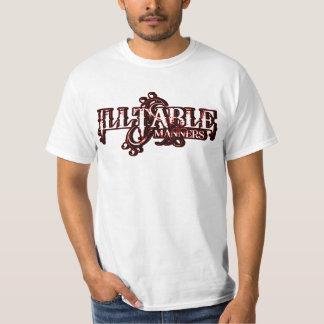 テーブルマナー Tシャツ