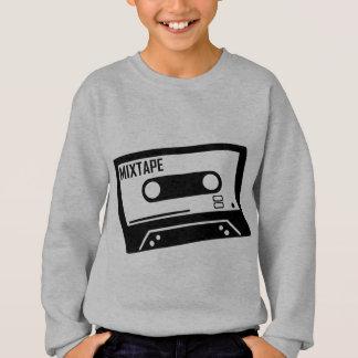 テープ-音楽 スウェットシャツ