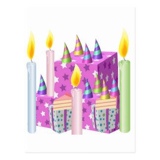 テーマのお祝い:  楽しむなnの共有の喜び ポストカード