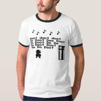 テーマソングのTシャツ Tシャツ