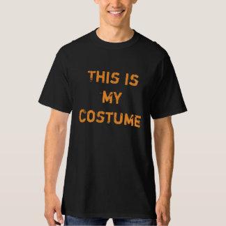 """テーマハロウィン: """"これは私の衣裳""""のTシャツです Tシャツ"""